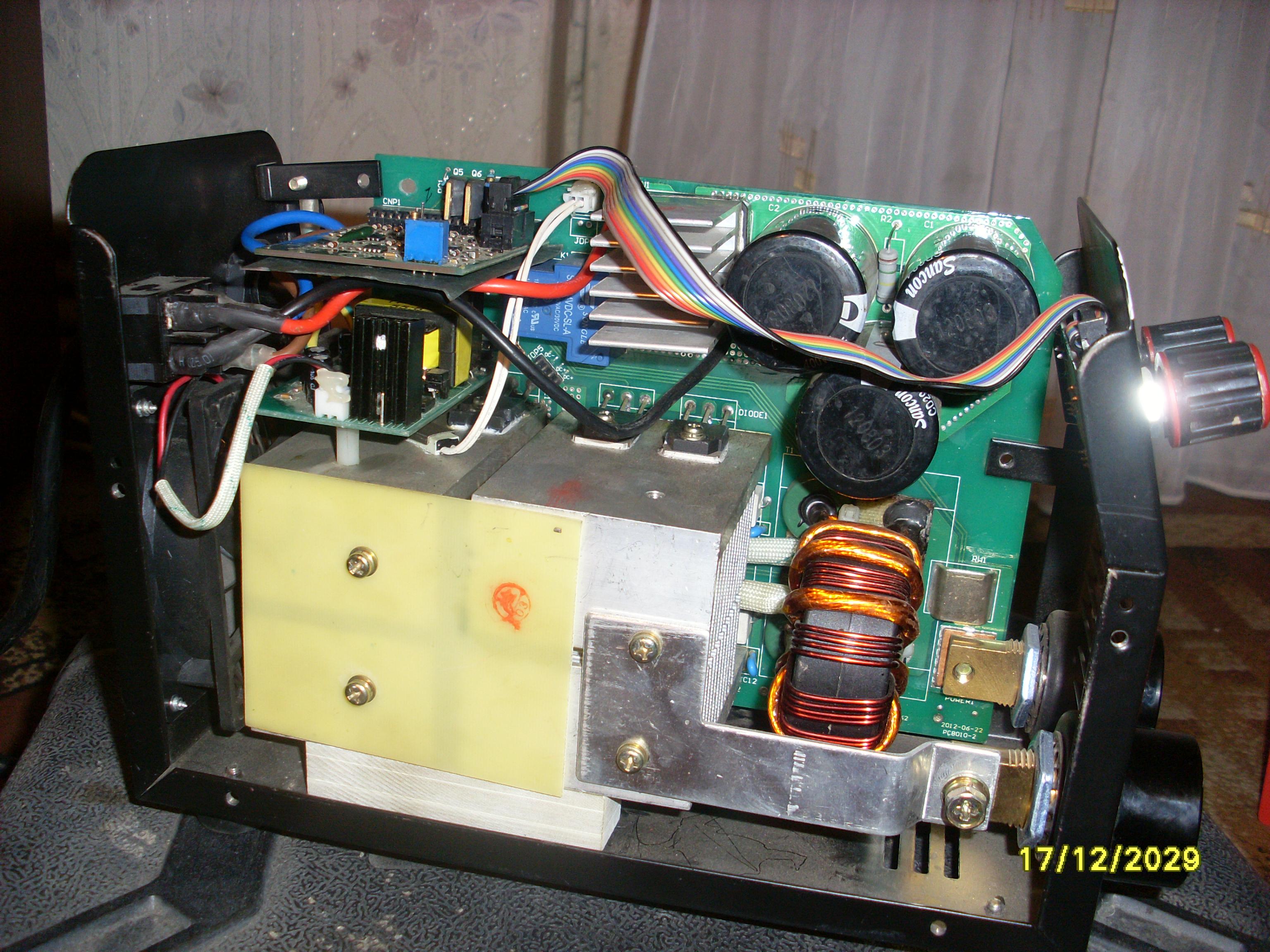 Сварочный инвертор forward схема фото 201