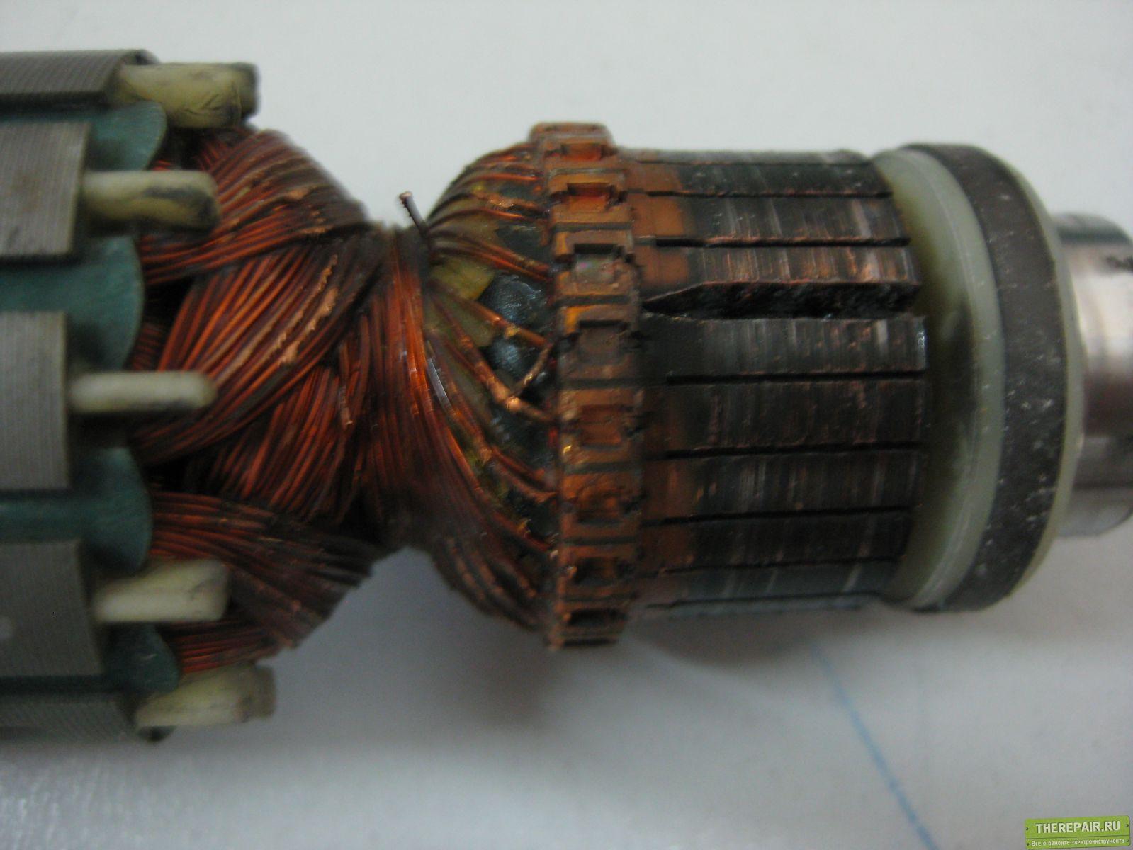 Ротор отбойного молотка Хилти