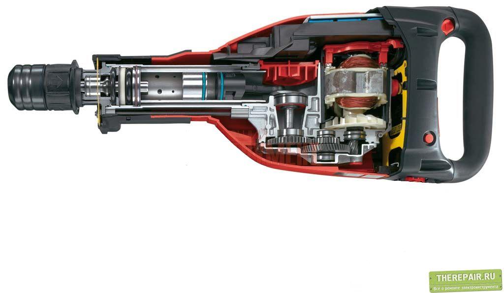 Отбойный молоток Хилти TE-1000