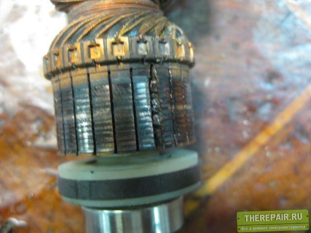Ротор комбинированного перфоратора TE-500