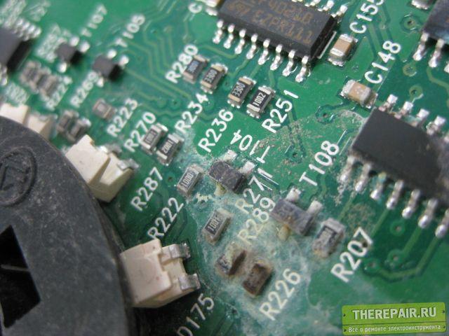 Электронная плата от электроники алм.установки DD-350