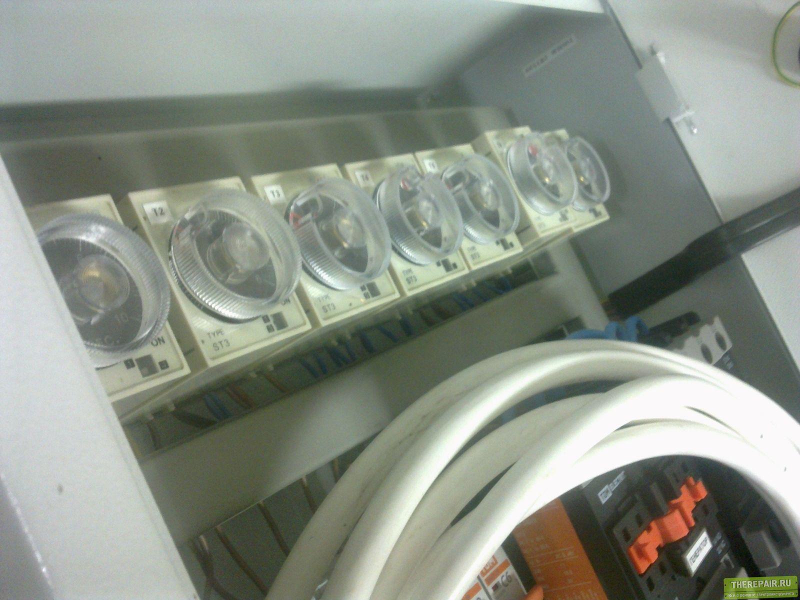 Автоматика на генератор.