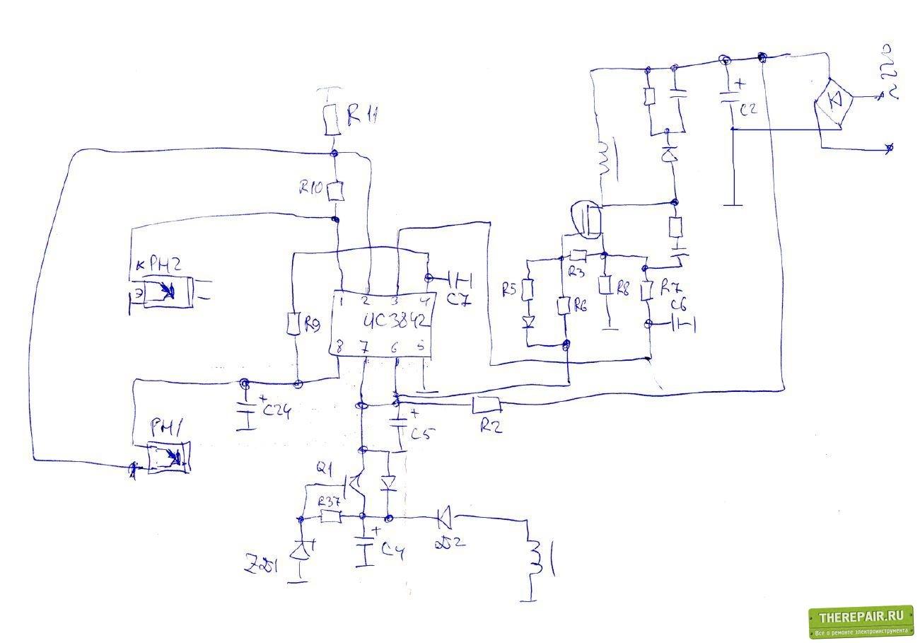 Схема зарядного устройства электроника узс-п-12-6.3 ухл 3.1