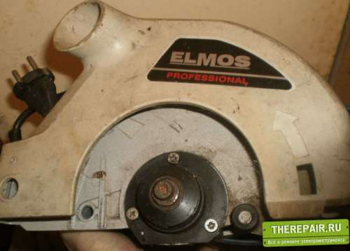 Пила ELMOS 2.JPG