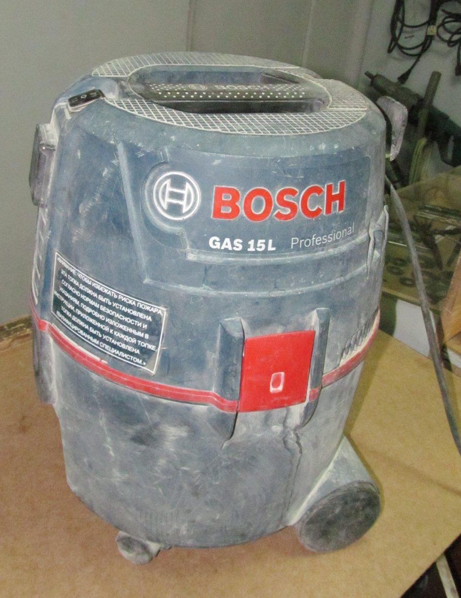 Пылесос бош gas 25 ремонт своими руками 48
